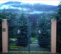 Entrata Cimitero per Animali
